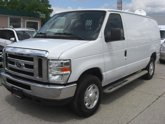 2012 Ford Econoline Commercial E250