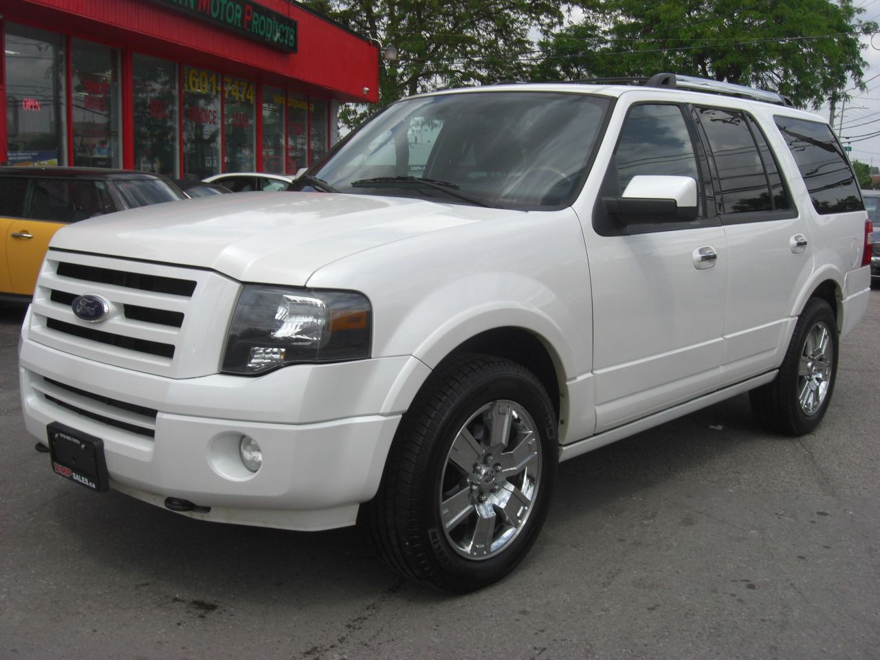 2010 Ford Expedition | Downtown Motor Products