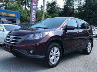 Used 2014 Honda CR-V EX for sale in Coquitlam, BC