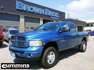 Used 2003 RAM 3500 SLT for sale in Surrey, BC