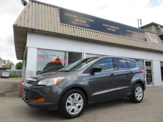 Used 2016 Ford Escape 1 OWNER,CLEAN CARFAX,CERTIFIED for sale in Mississauga, ON