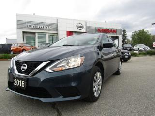 Used 2016 Nissan Sentra S for sale in Timmins, ON