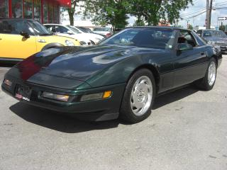 Used 1995 Chevrolet Corvette Convertible 6 Speed for sale in London, ON