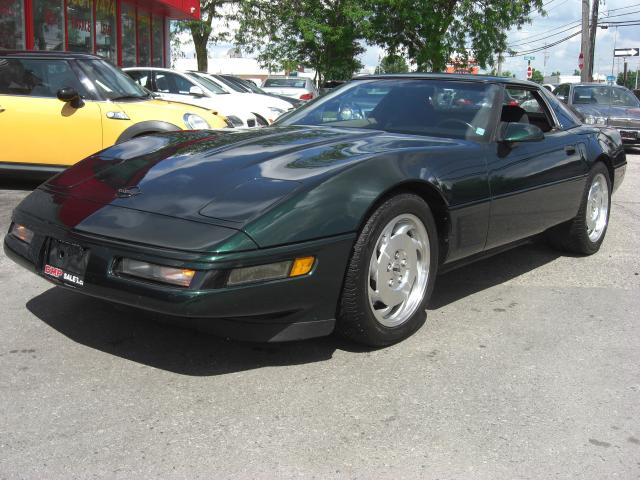 1995 Chevrolet Corvette Convertible 6 Speed