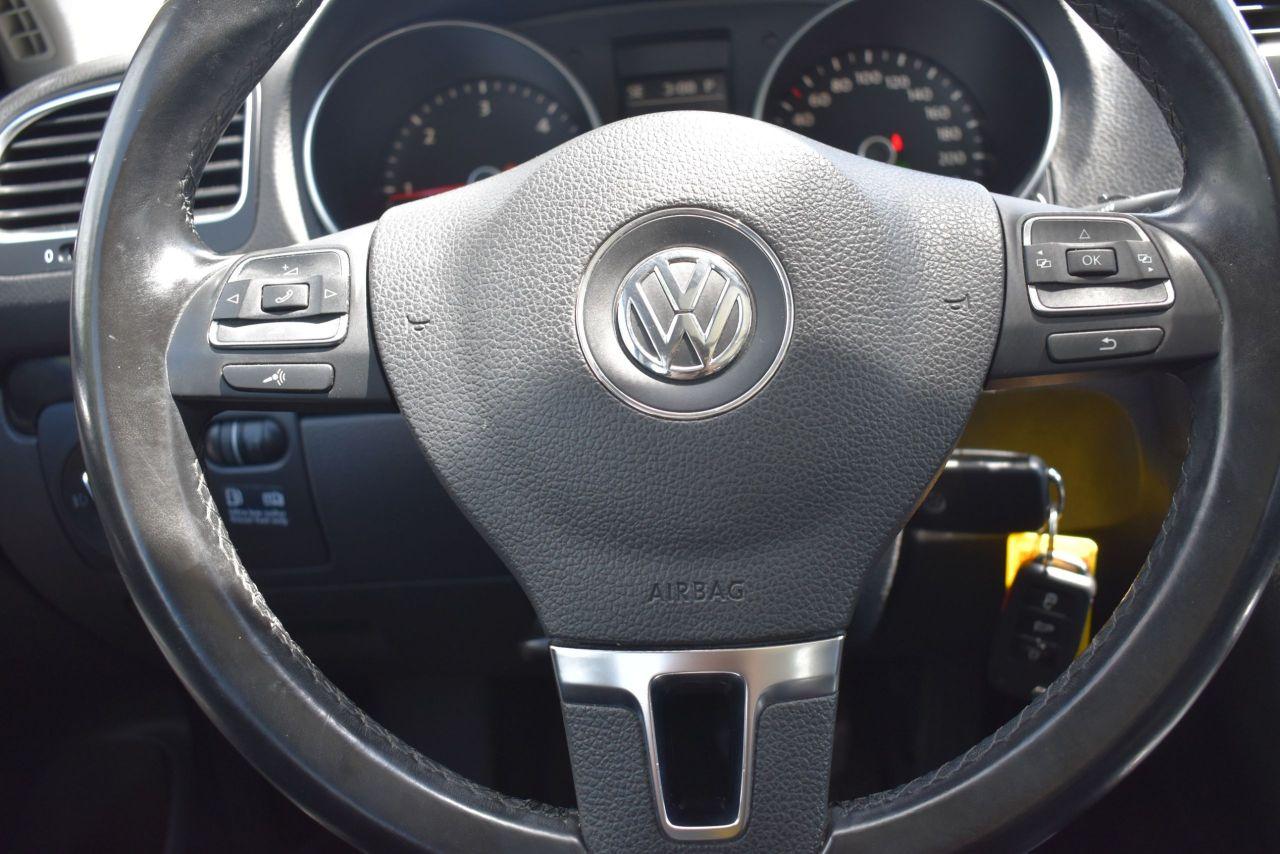 2011 Volkswagen Golf Wagon