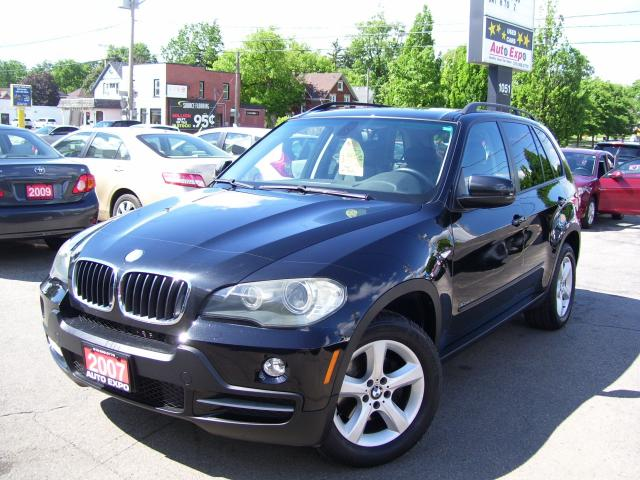 2007 BMW X5 3.0si,AWD,CERTIFIE,NO ACCIDENT,LEATHER,LOADED