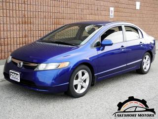 Used 2006 Honda Civic LX || CERTIFIED || AUTO for sale in Waterloo, ON