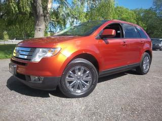 Used 2007 Ford Edge SEL for sale in Oshawa, ON