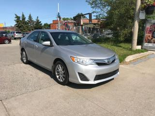 Used 2012 Toyota Camry SHIPPERS SPECIAL,$7888,LE,4 CYLENDERS, for sale in Toronto, ON