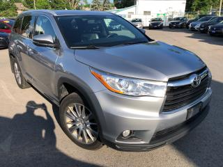 Used 2015 Toyota Highlander XLE for sale in St Catharines, ON