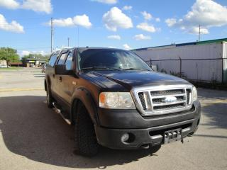 Used 2008 Ford F-150 FX4 NEW TIRES, NEW BRAKES, LEER CAP for sale in Oakville, ON