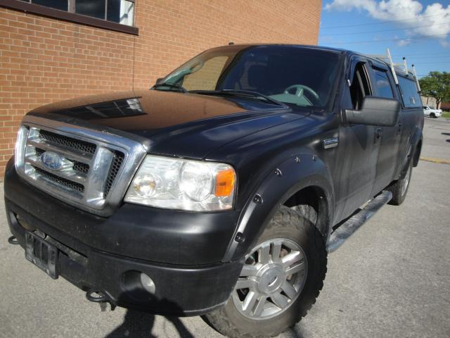 2008 Ford F-150 FX4 NEW TIRES, NEW BRAKES, LEER CAP