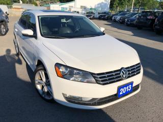 Used 2013 Volkswagen Passat COMFORTLINE for sale in St Catharines, ON