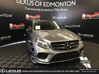 Used 2016 Mercedes-Benz GLE GLE 450 AMG for sale in Edmonton, AB
