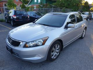 Used 2008 Honda Accord EX for sale in Brampton, ON