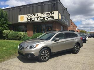 Used 2016 Subaru Outback 3.6R w/Limited & Tech Pkg/Eyesight for sale in North York, ON
