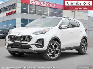 New 2020 Kia Sportage SX TURBO for sale in Grimsby, ON