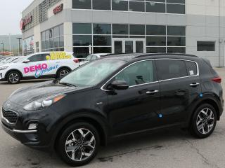 Used 2020 Kia Sportage EX Premium| AWD| Lane Keep| Backup Cam| Leather for sale in Grimsby, ON