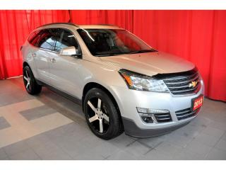 Used 2013 Chevrolet Traverse LTZ | AWD Sunroof | DVD | 7 Passenger for sale in Listowel, ON