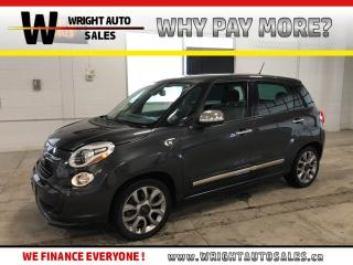 Used 2015 Fiat 500 L Lounge|NAVIGATION|MOON ROOF|LEATHER|87,628 KMS for sale in Cambridge, ON