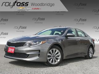 Used 2018 Kia Optima HEATED SEATS, STEERING WHEEL, BACKUP CAM for sale in Woodbridge, ON