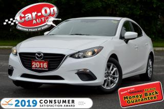 Used 2016 Mazda MAZDA3 GS 58,000 KM REAR CAM A/C HTD SEATS BLUETOOTH for sale in Ottawa, ON