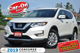 Used 2019 Nissan Rogue SV AWD REAR CAM HTD SEATS NAV READY LOADED for sale in Ottawa, ON