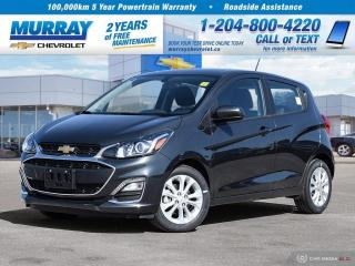 New 2019 Chevrolet Spark LT for sale in Winnipeg, MB