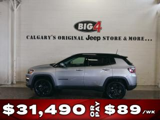 Used 2019 Jeep Compass NORTH 4X4 for sale in Calgary, AB