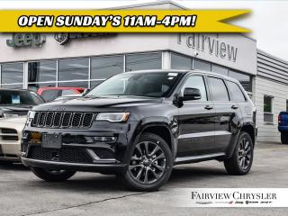 Used 2019 Jeep Grand Cherokee High Altitude for sale in Burlington, ON