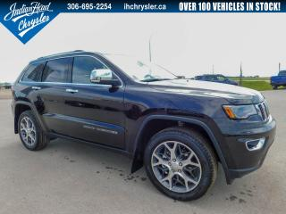 New 2019 Jeep Grand Cherokee Limited 4x4 | DVD | Nav | Leather for sale in Indian Head, SK