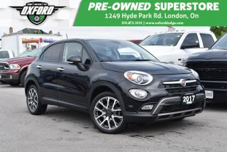 Used 2017 Fiat 500 X Trekking - Nicely Equipped, Backup, Sat Radio, Sun for sale in London, ON