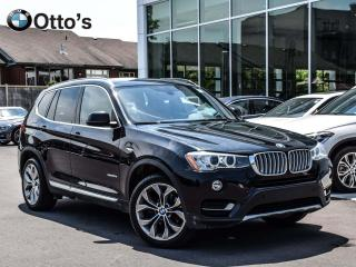 Used 2016 BMW X3 xDrive28d DIESEL, NAVI, ROOF for sale in Ottawa, ON
