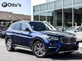Used 2018 BMW X1 xDrive28i DRIVER ASSIST, NAVI LOADED for sale in Ottawa, ON