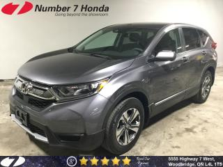 Used 2017 Honda CR-V LX| Backup Cam| Bluetooth| All-Wheel Drive| for sale in Woodbridge, ON