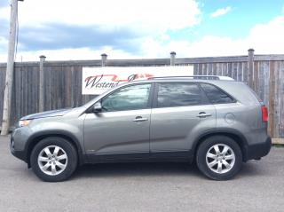 Used 2012 Kia Sorento LX for sale in Stittsville, ON