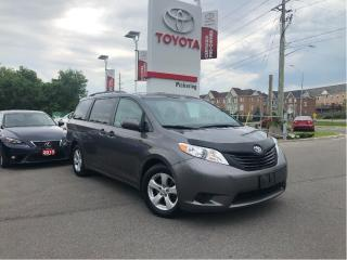 Used 2017 Toyota Sienna 7 Passenger CE for sale in Pickering, ON