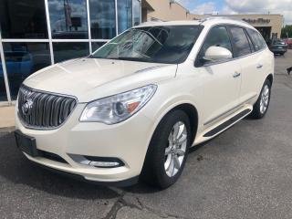Used 2014 Buick Enclave Premium - Leather, Back Up, Nav, Htd Seats for sale in Etobicoke, ON