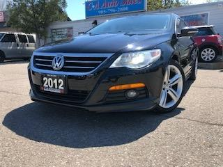 Used 2012 Volkswagen Passat CC 4dr DSG Highline ** R- design * mint condition non accident for sale in Brampton, ON