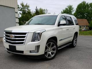 Used 2015 Cadillac Escalade 4WD| Luxury|Navigation|Sunroof|Backup Camera|HUD for sale in Toronto, ON