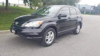 Used 2011 Honda CR-V 4WD 5dr EX-L w/Navi | Accident-Free | Back-Up Camera for sale in Vaughan, ON