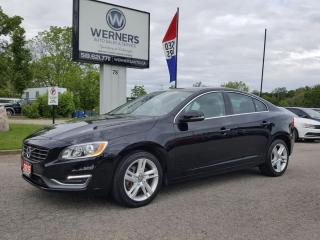 Used 2015 Volvo S60 T5 AWD for sale in Cambridge, ON