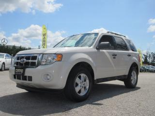 Used 2012 Ford Escape XLT/ ACCIDENT FREE for sale in Newmarket, ON