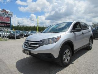 Used 2014 Honda CR-V AWD  LX / ONE OWNER for sale in Newmarket, ON