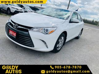 Used 2016 Toyota Camry |Camry LE | Power Steering | Power Windows | Keyless Entry for sale in Mississauga, ON
