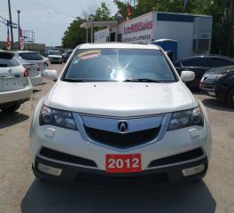 Used 2012 Acura MDX TECH PKG-