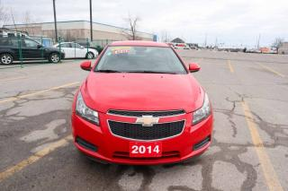 Used 2014 Chevrolet Cruze 1LT-