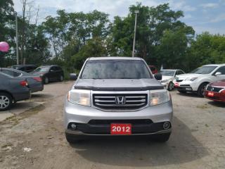 Used 2012 Honda Pilot 4WD LX-