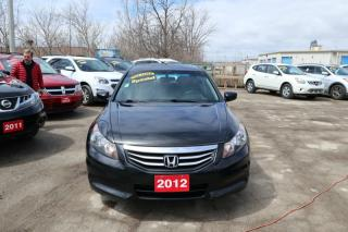 Used 2012 Honda Accord Sedan 2WD EX-