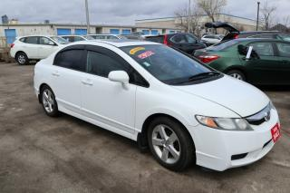 Used 2010 Honda Civic 4dr Auto Sport for sale in Mississauga, ON